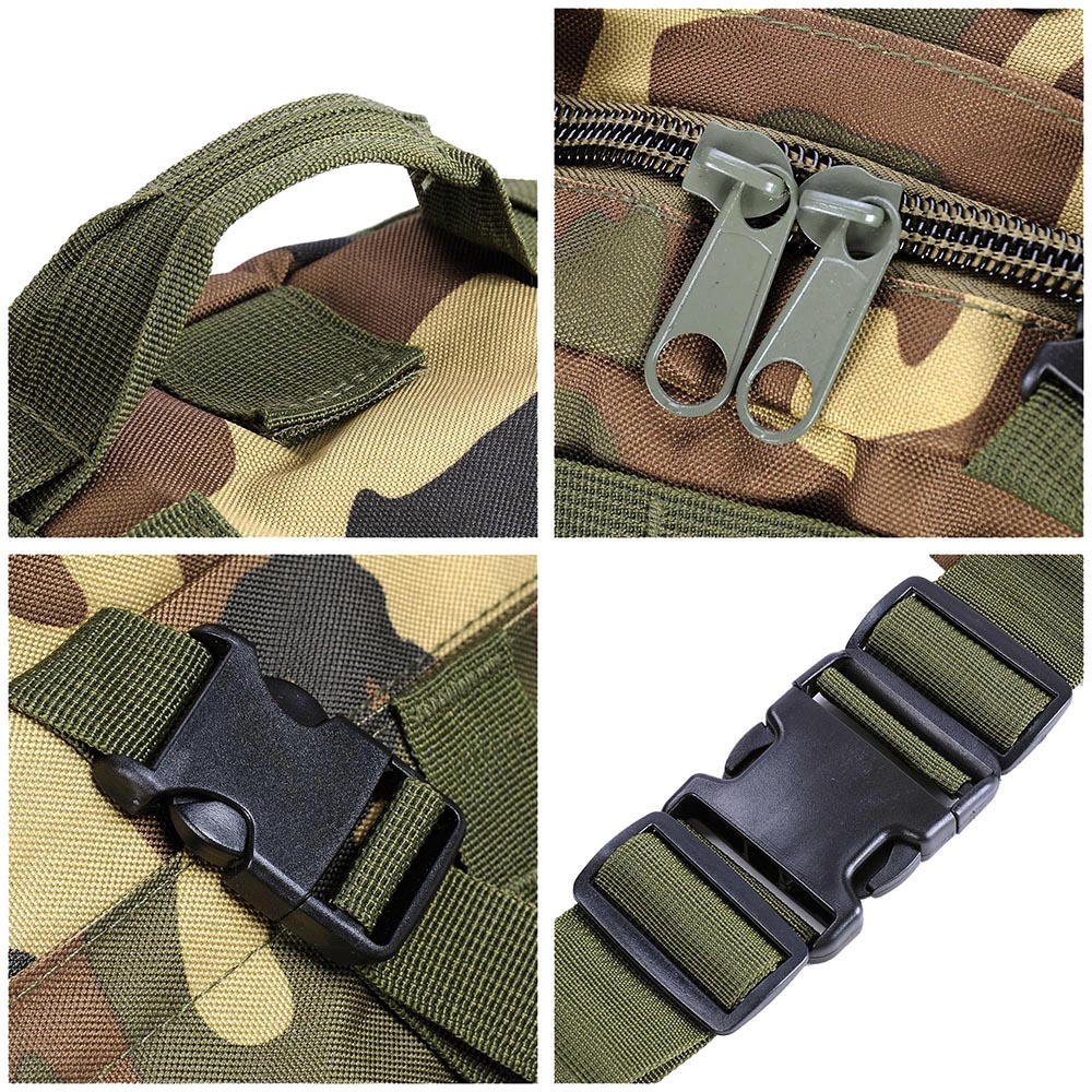 55L-Outdoor-Military-Molle-Tactical-Backpack-Rucksack-Camping-Bag-Travel-Hiking thumbnail 48