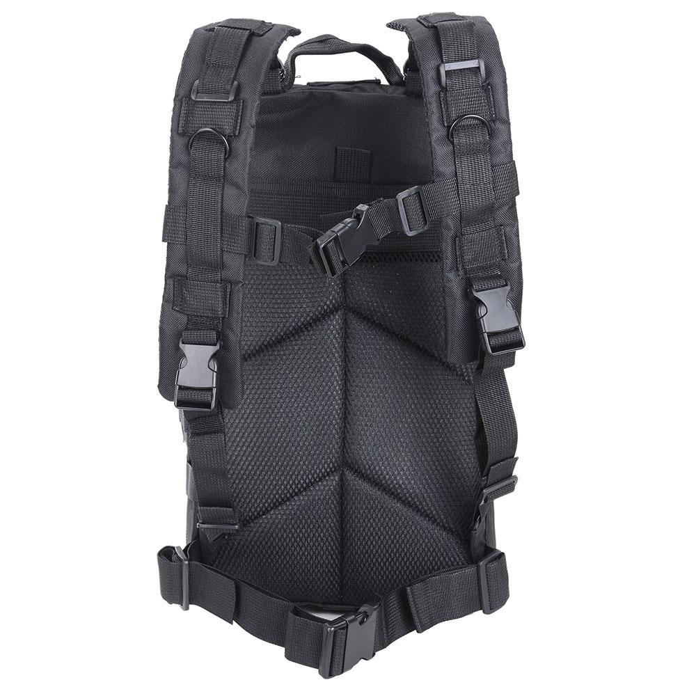 30L-Outdoor-Military-Rucksacks-Tactical-Backpack-Camping-Hiking-Trekking-Packbag thumbnail 20
