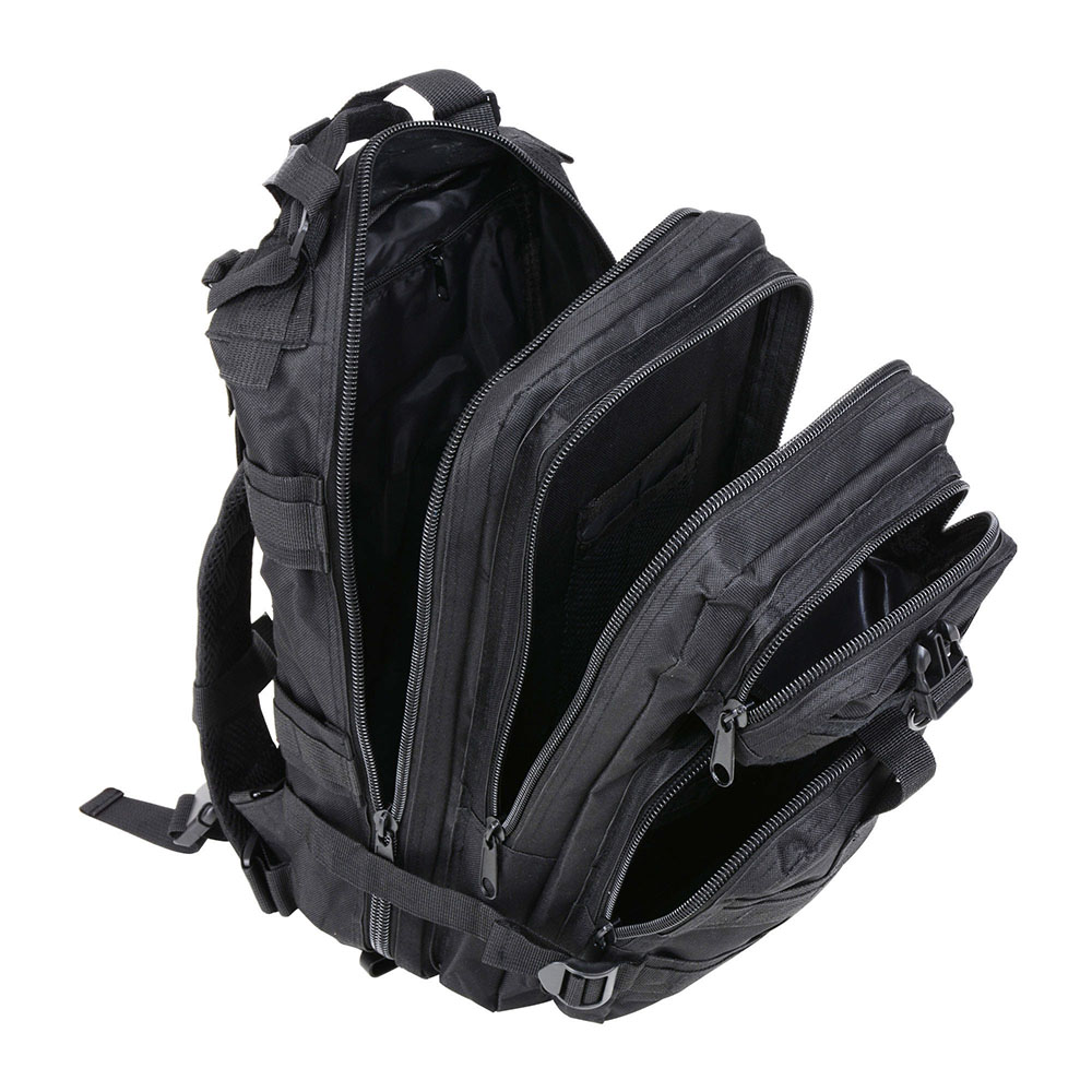 30L-Outdoor-Military-Rucksacks-Tactical-Backpack-Camping-Hiking-Trekking-Packbag thumbnail 21