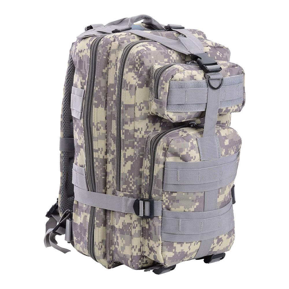 30L-Outdoor-Military-Rucksacks-Tactical-Backpack-Camping-Hiking-Trekking-Packbag thumbnail 4