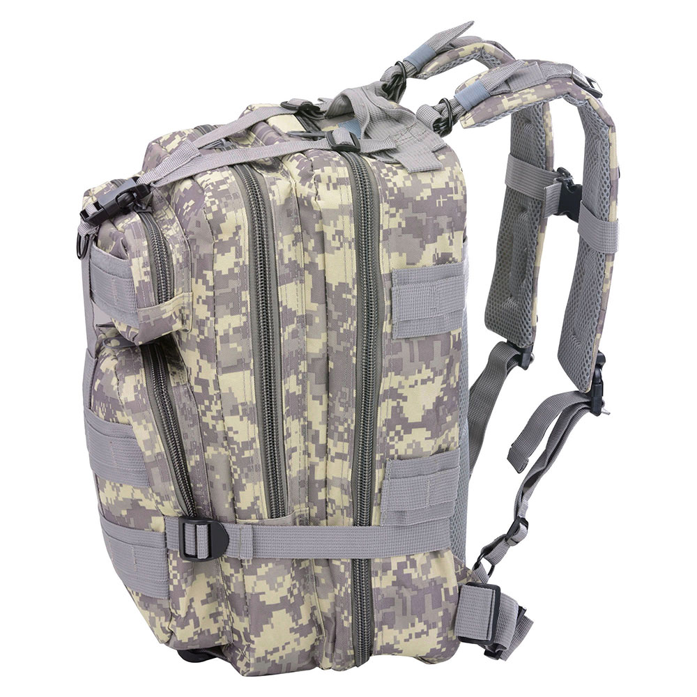 30L-Outdoor-Military-Rucksacks-Tactical-Backpack-Camping-Hiking-Trekking-Packbag thumbnail 5