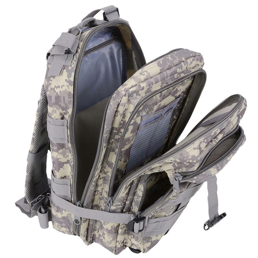 30L-Outdoor-Military-Rucksacks-Tactical-Backpack-Camping-Hiking-Trekking-Packbag thumbnail 7
