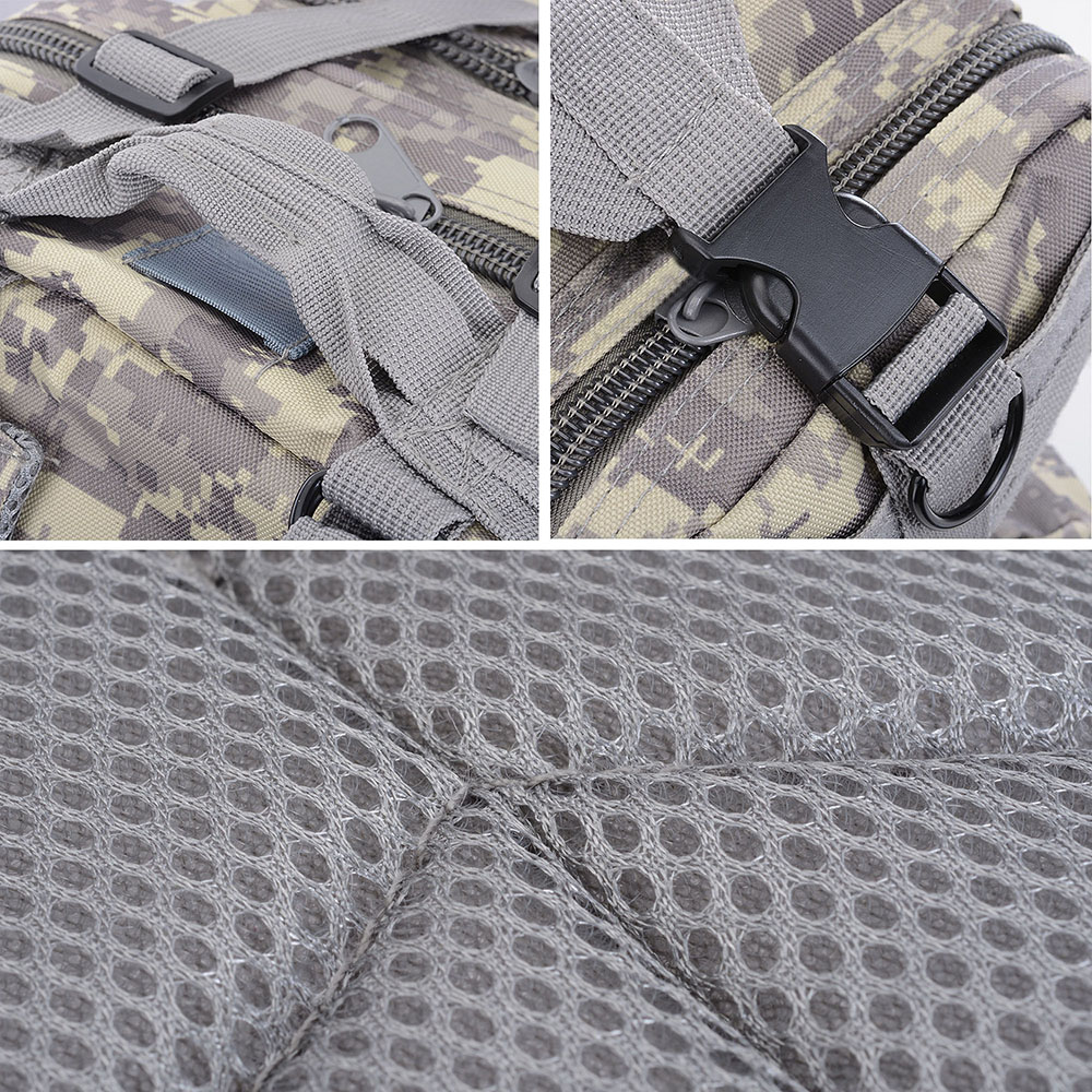 30L-Outdoor-Military-Rucksacks-Tactical-Backpack-Camping-Hiking-Trekking-Packbag thumbnail 8
