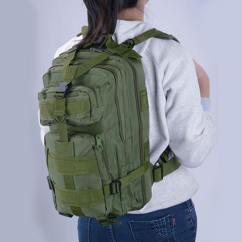 30L-Outdoor-Military-Rucksacks-Tactical-Backpack-Camping-Hiking-Trekking-Packbag thumbnail 16