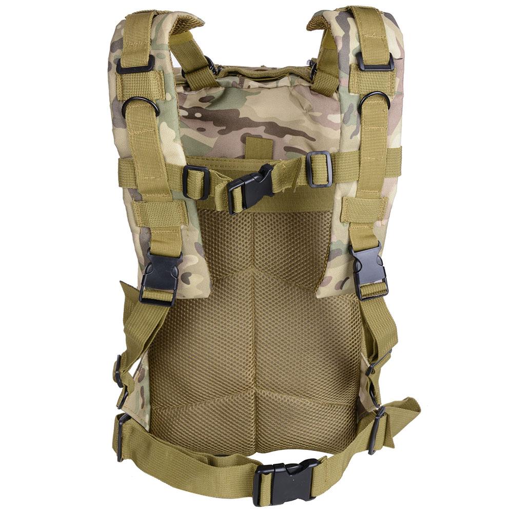 30L-Outdoor-Military-Rucksacks-Tactical-Backpack-Camping-Hiking-Trekking-Packbag thumbnail 27