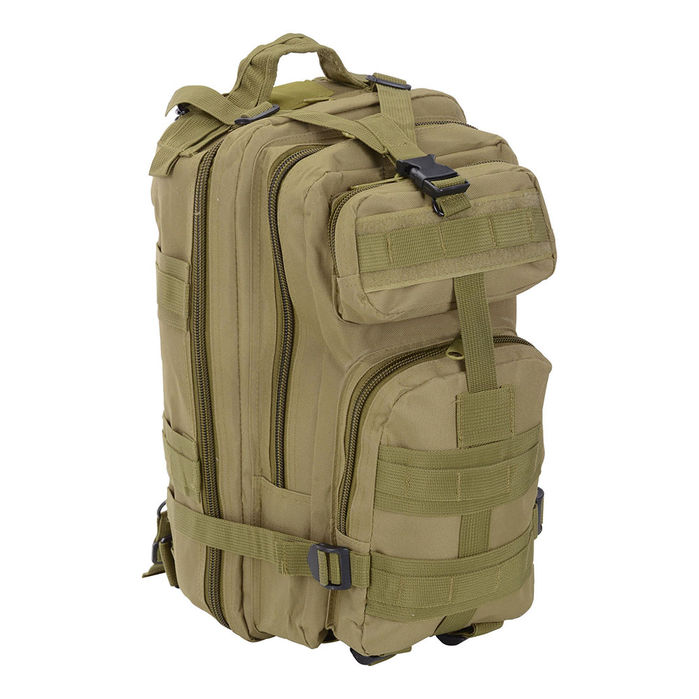 30L-Outdoor-Military-Rucksacks-Tactical-Backpack-Camping-Hiking-Trekking-Packbag thumbnail 32