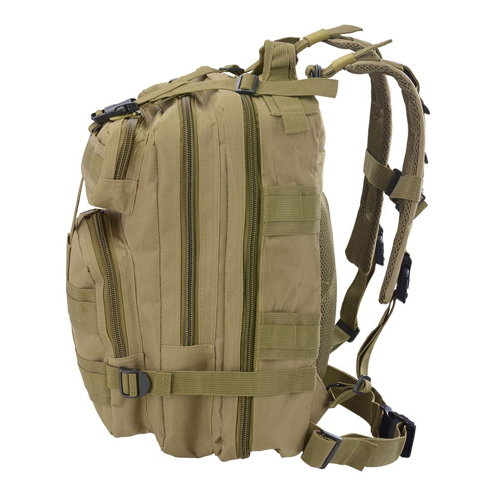 30L-Outdoor-Military-Rucksacks-Tactical-Backpack-Camping-Hiking-Trekking-Packbag thumbnail 33