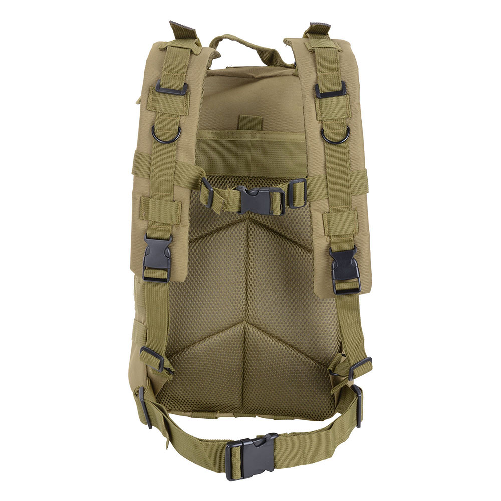 30L-Outdoor-Military-Rucksacks-Tactical-Backpack-Camping-Hiking-Trekking-Packbag thumbnail 34
