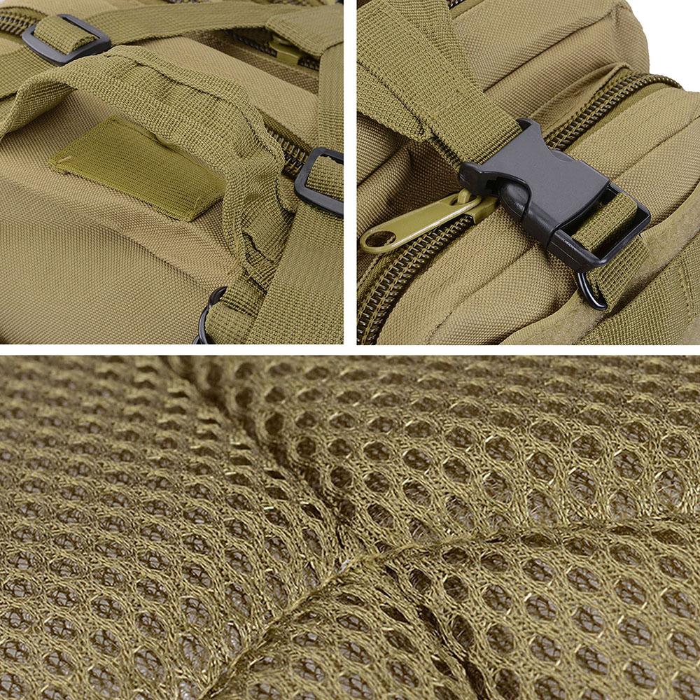 30L-Outdoor-Military-Rucksacks-Tactical-Backpack-Camping-Hiking-Trekking-Packbag thumbnail 36
