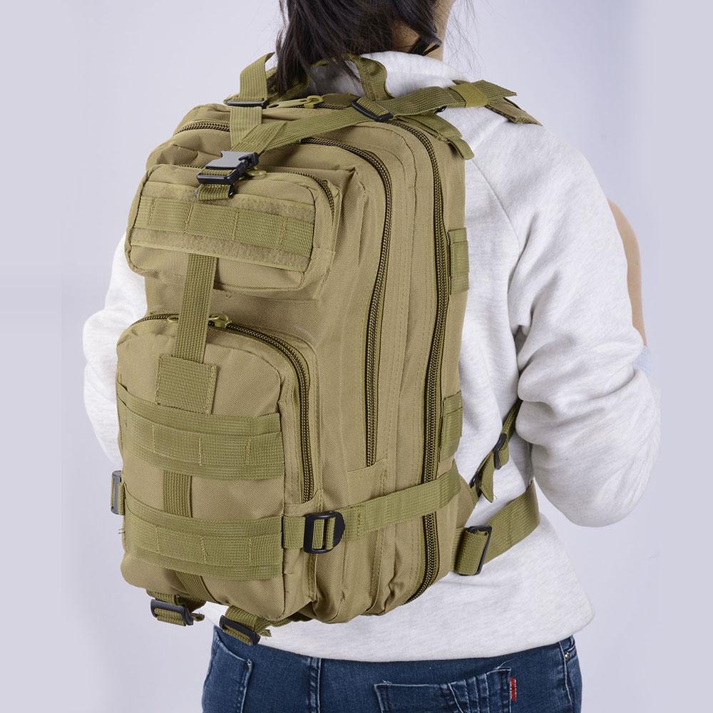 30L-Outdoor-Military-Rucksacks-Tactical-Backpack-Camping-Hiking-Trekking-Packbag thumbnail 37