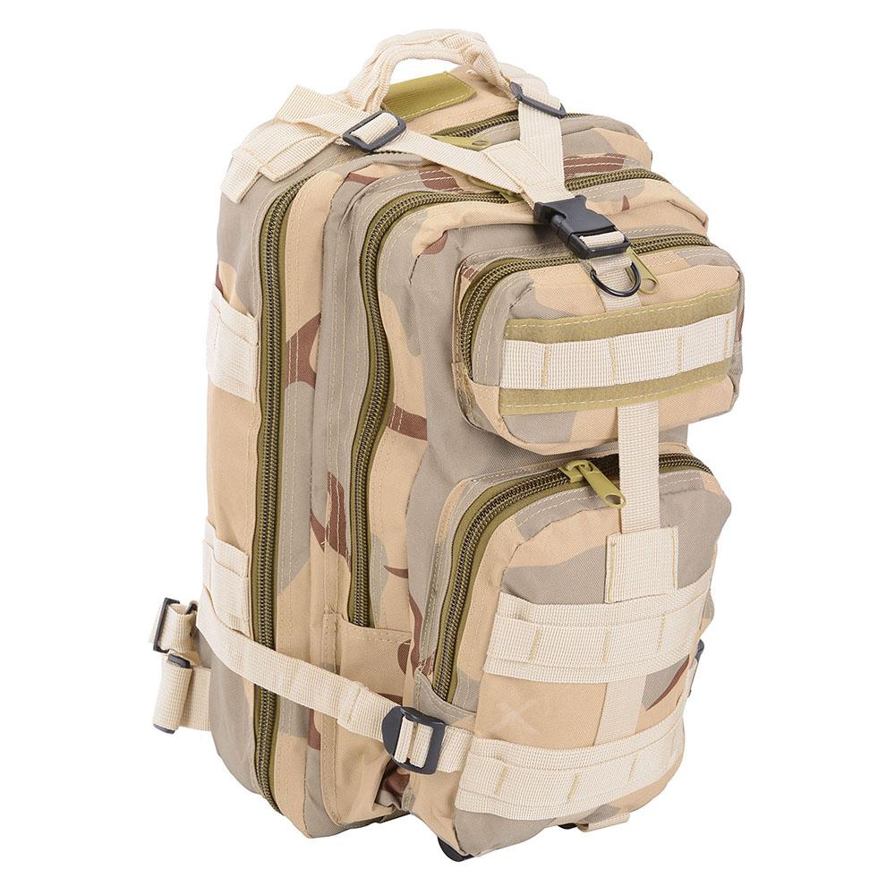 28L Military Camping Backpack Daypack Tactical Camping Hiking Travel Trek Bag