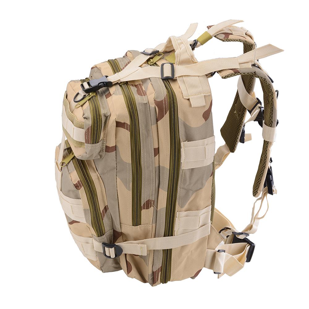 30L-Outdoor-Military-Rucksacks-Tactical-Backpack-Camping-Hiking-Trekking-Packbag thumbnail 40