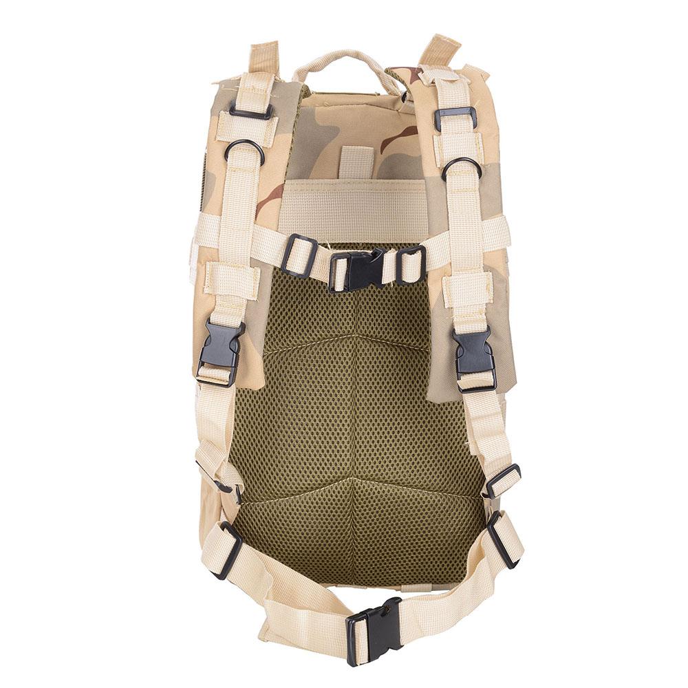 30L-Outdoor-Military-Rucksacks-Tactical-Backpack-Camping-Hiking-Trekking-Packbag thumbnail 41