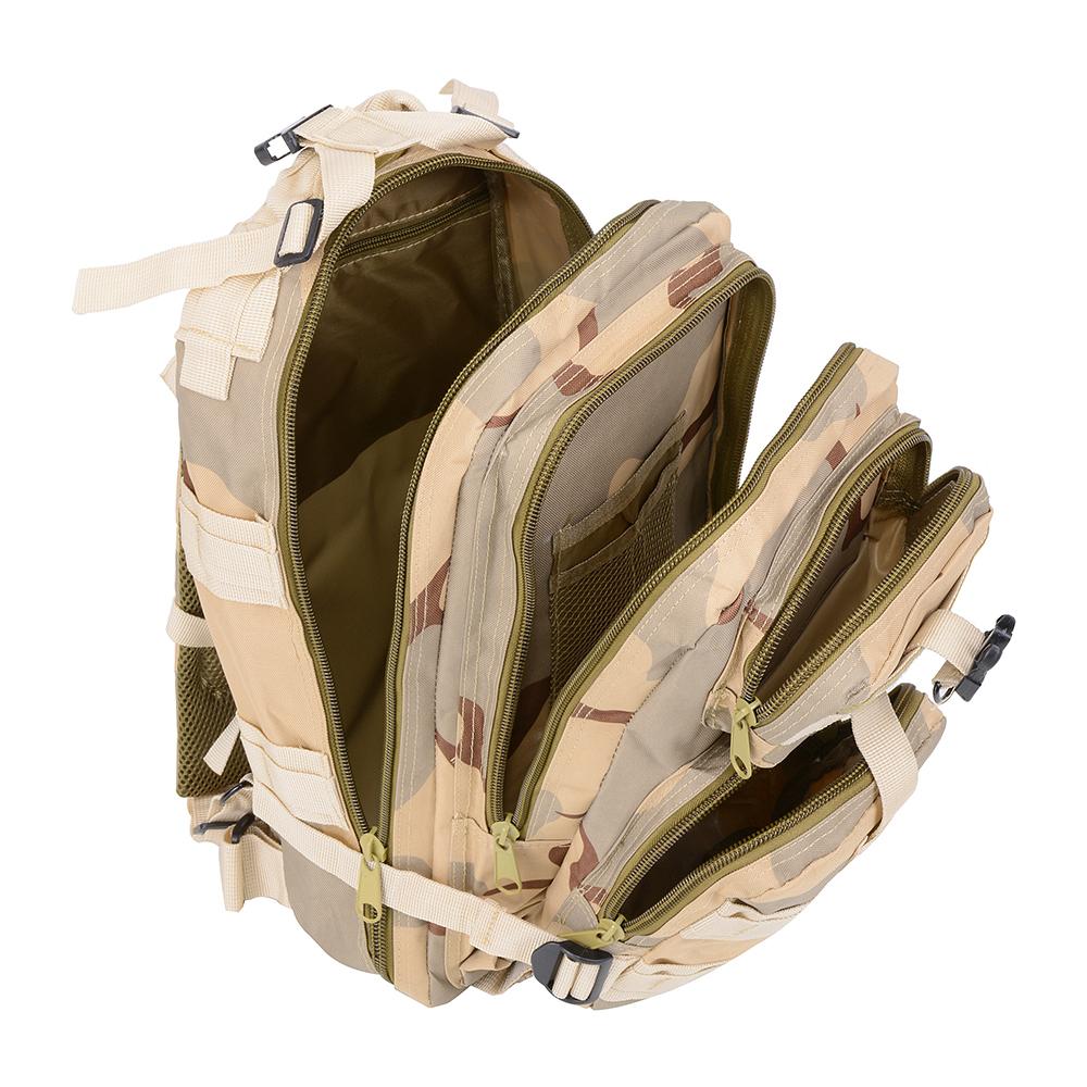 30L-Outdoor-Military-Rucksacks-Tactical-Backpack-Camping-Hiking-Trekking-Packbag thumbnail 42