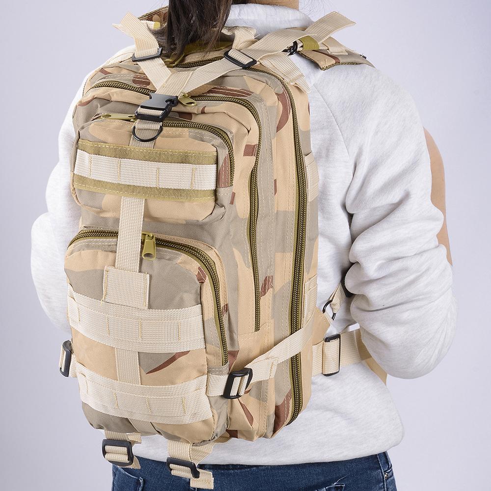 30L-Outdoor-Military-Rucksacks-Tactical-Backpack-Camping-Hiking-Trekking-Packbag thumbnail 44