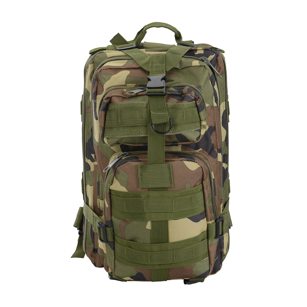 Hiking Camping: 30L Military Molle Camping Backpack Tactical Camping