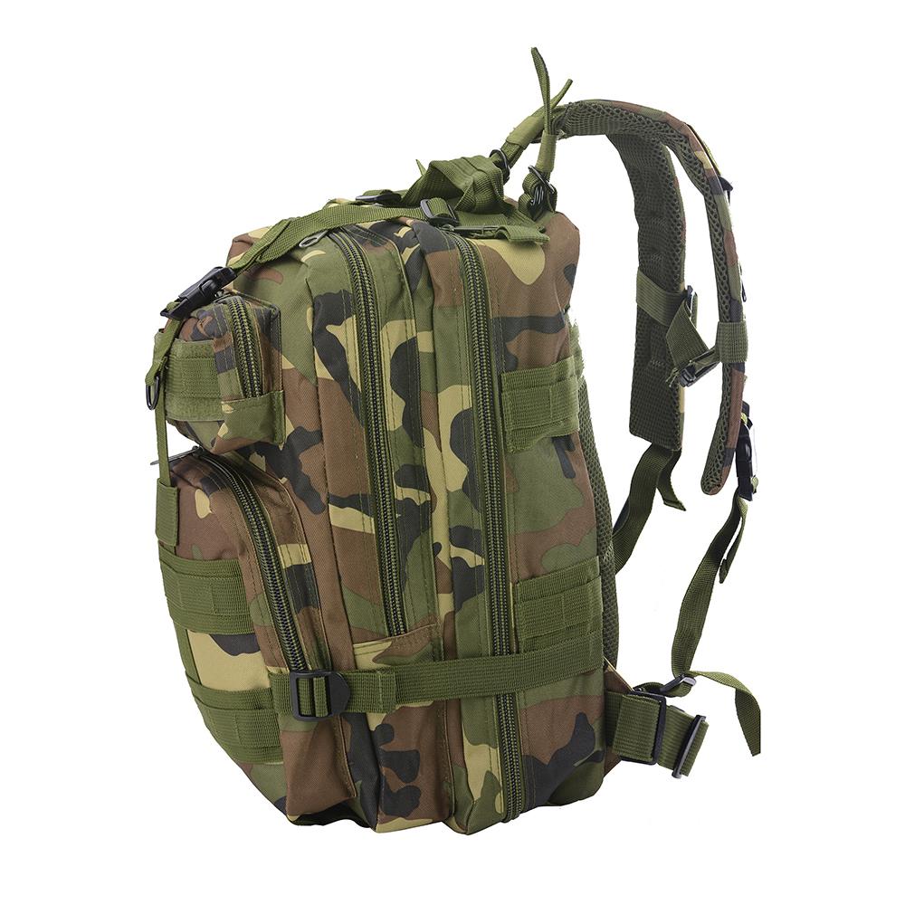 30L-Outdoor-Military-Rucksacks-Tactical-Backpack-Camping-Hiking-Trekking-Packbag thumbnail 47