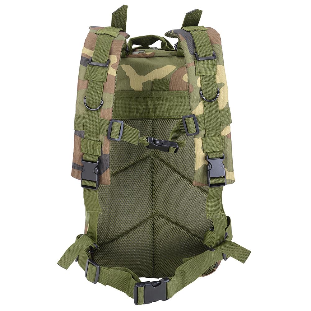 30L-Outdoor-Military-Rucksacks-Tactical-Backpack-Camping-Hiking-Trekking-Packbag thumbnail 48