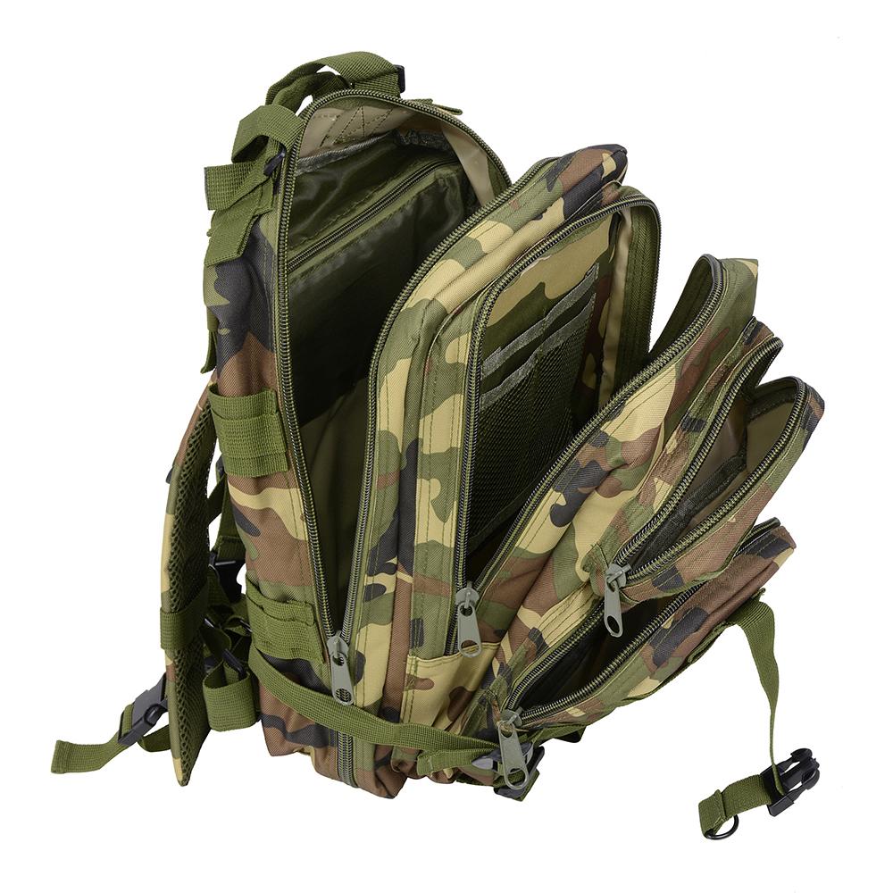 30L-Outdoor-Military-Rucksacks-Tactical-Backpack-Camping-Hiking-Trekking-Packbag thumbnail 49