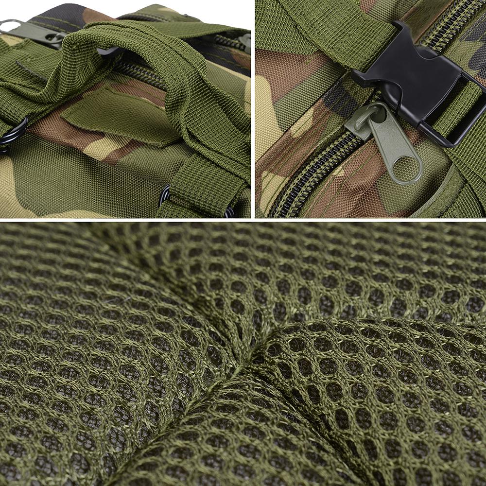 30L-Outdoor-Military-Rucksacks-Tactical-Backpack-Camping-Hiking-Trekking-Packbag thumbnail 50