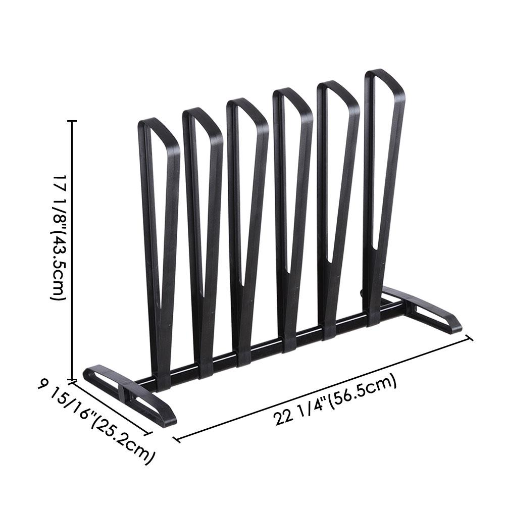 3-4-Pairs-Boot-Rack-Shoe-Storage-Organizer-Stand-Hanger-Shelf-Holder-Stand thumbnail 5