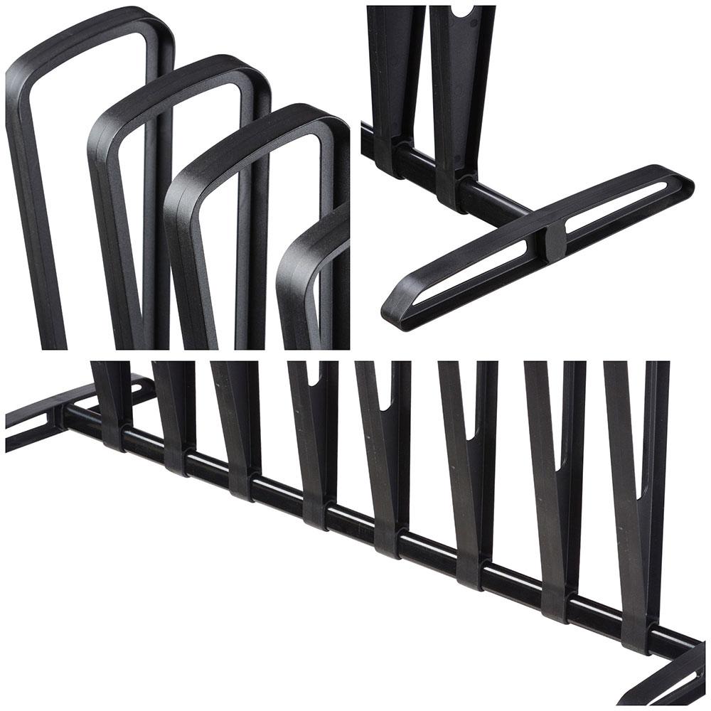 3-4-Pairs-Boot-Rack-Shoe-Storage-Organizer-Stand-Hanger-Shelf-Holder-Stand thumbnail 11