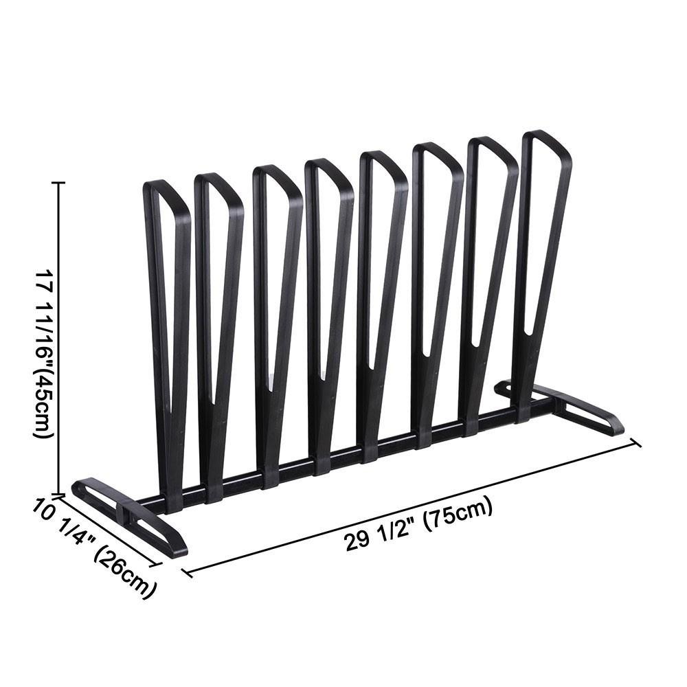 3-4-Pairs-Boot-Rack-Shoe-Storage-Organizer-Stand-Hanger-Shelf-Holder-Stand thumbnail 13