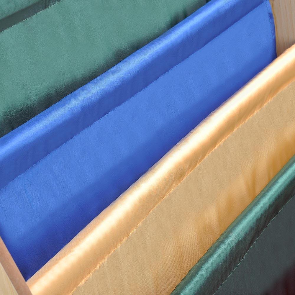 Wood-Kids-Book-Shelf-Sling-Storage-Rack-Organizer-Bookcase-Display-Holder-Opt thumbnail 6