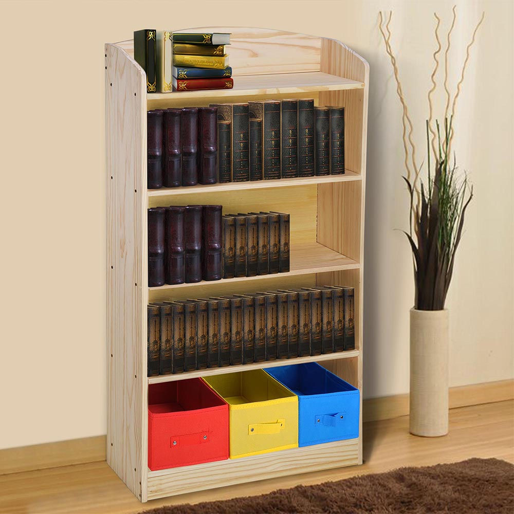 schneider life bookshelf complete improvised bookcase murphy wall sally storage bookcases unit transforming bed