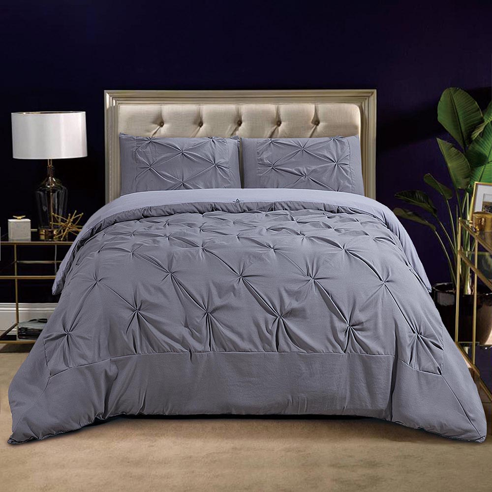 sets hill collection bedding design includes pinched set khaki c dsc pleat and comforter style pinch duvet cover cherry