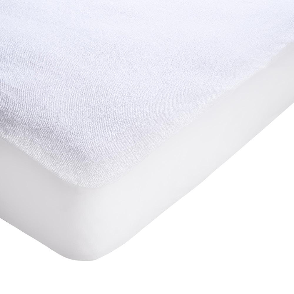mattress waterproof majestic white protector p sensorpedic zi dillards