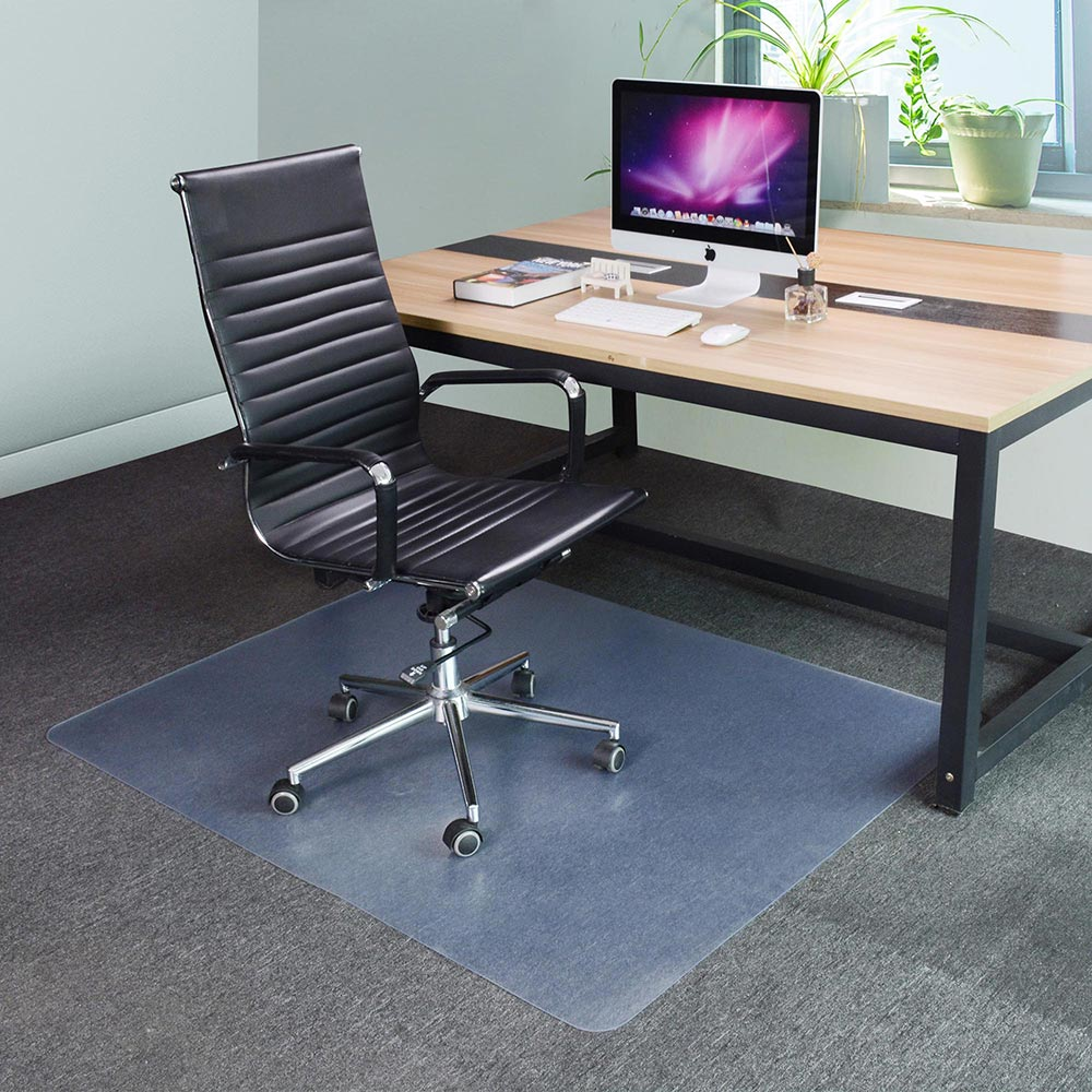 PVC Floor Mat Protector Carpet For Hard Wood Home Office