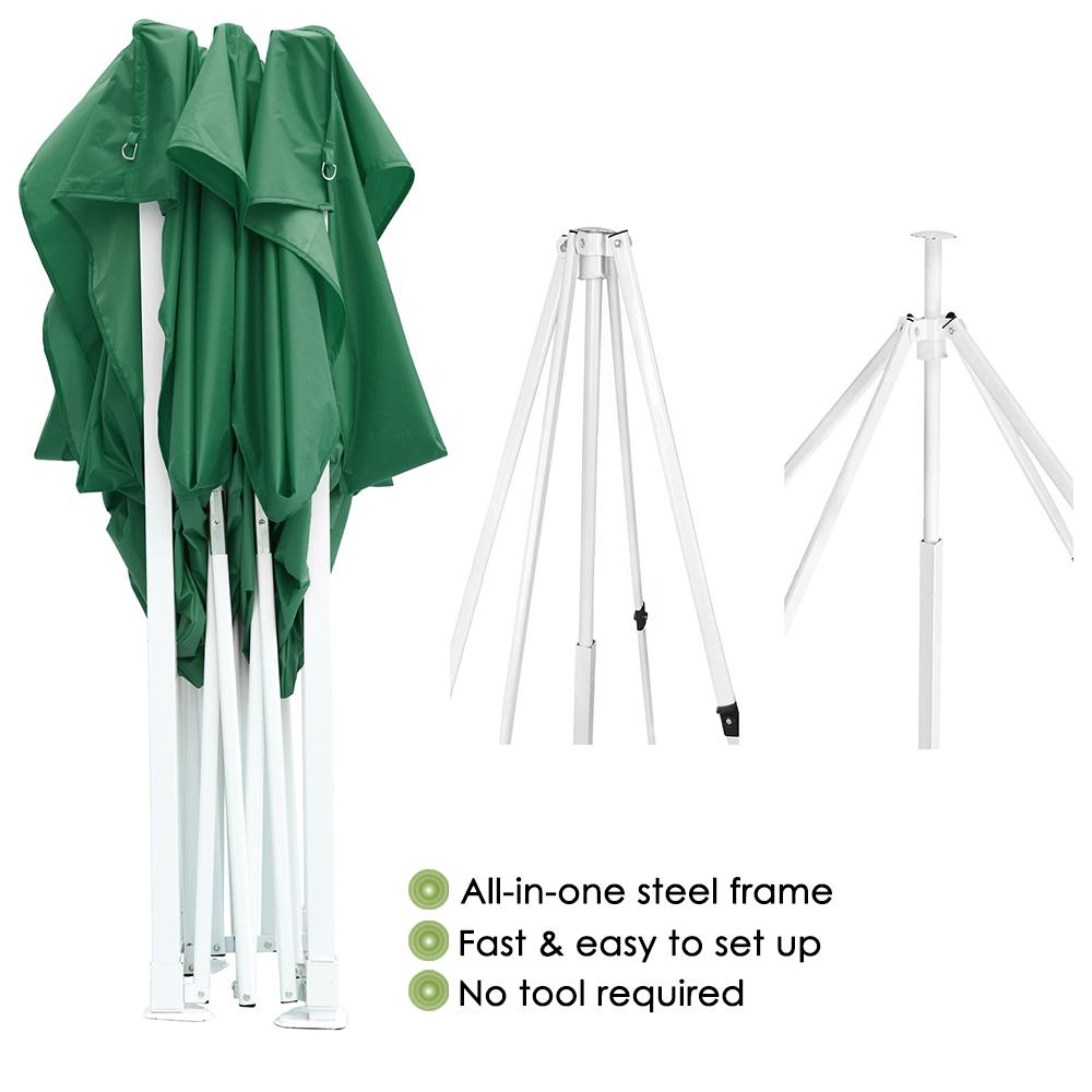 10x10-039-EZ-Pop-Up-Canopy-Tent-Patio-Outdoor-Instant-Gazebo-Folding-Shade-Party thumbnail 32