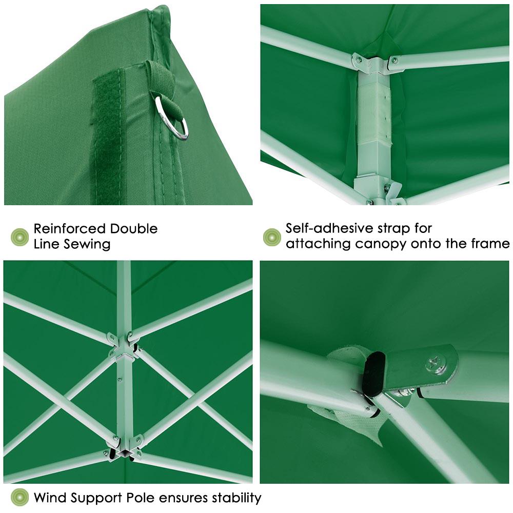 10x10-039-EZ-Pop-Up-Canopy-Tent-Patio-Outdoor-Instant-Gazebo-Folding-Shade-Party thumbnail 34