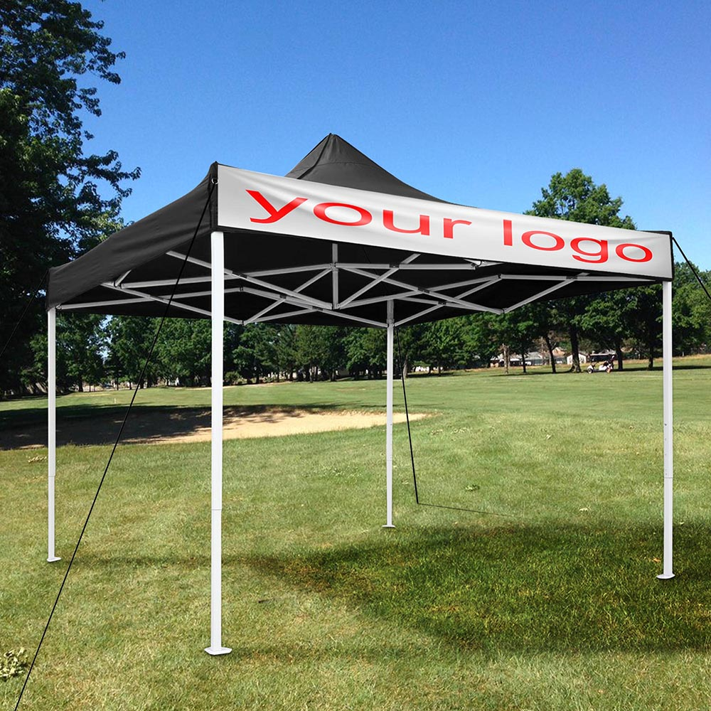 10'x10' Outdoor EZ Pop Up Wedding Party Canopy Commercial
