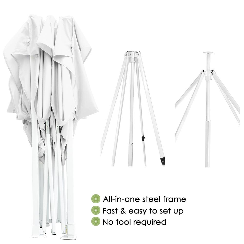 10x10-039-EZ-Pop-Up-Canopy-Tent-Patio-Outdoor-Instant-Gazebo-Folding-Shade-Party thumbnail 56