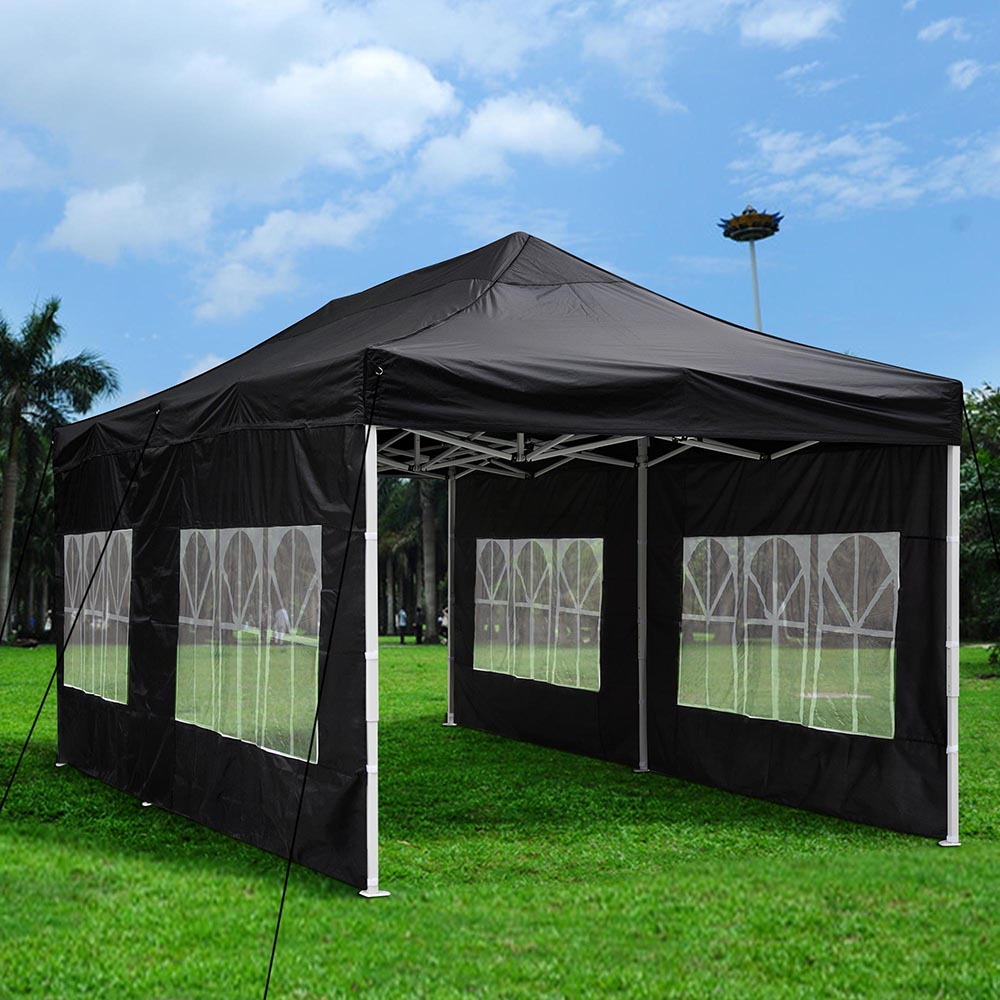 10 X20 Outdoor Patio Ez Pop Up Wedding Party Tent Canopy