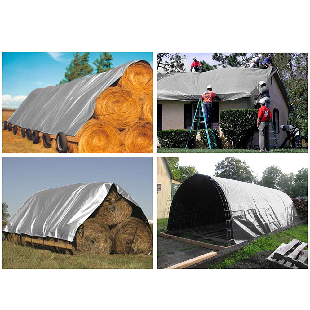 Heavy-Duty-Poly-Tarp-Camouflage-Waterproof-Canopy-Outdoor-Sun-Shade-Cover-Tent thumbnail 9