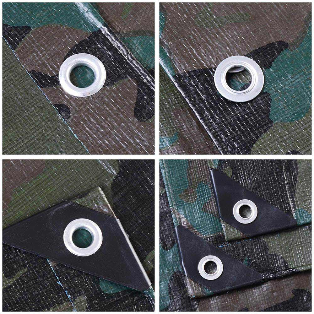 Heavy-Duty-Poly-Tarp-7mil-Waterproof-Tarpaulin-Canopy-Tent-Reinforced-Cover thumbnail 113