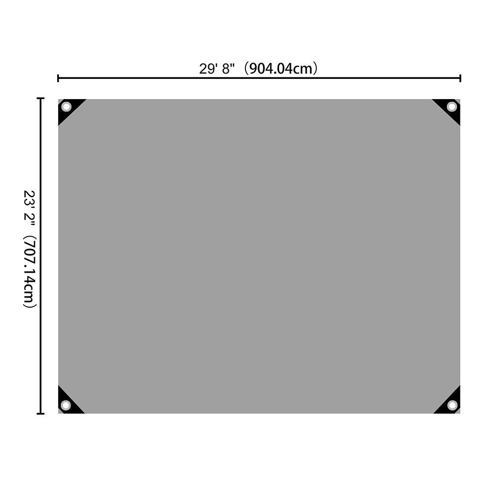 Heavy-Duty-Poly-Tarp-7mil-Waterproof-Tarpaulin-Canopy-Tent-Reinforced-Cover thumbnail 138