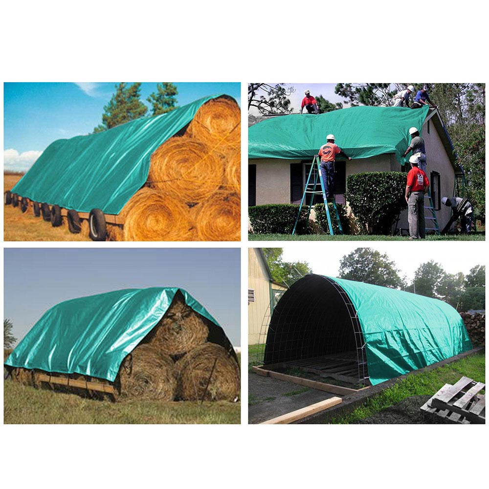 Heavy-Duty-Poly-Tarp-Camouflage-Waterproof-Canopy-Outdoor-Sun-Shade-Cover-Tent thumbnail 18