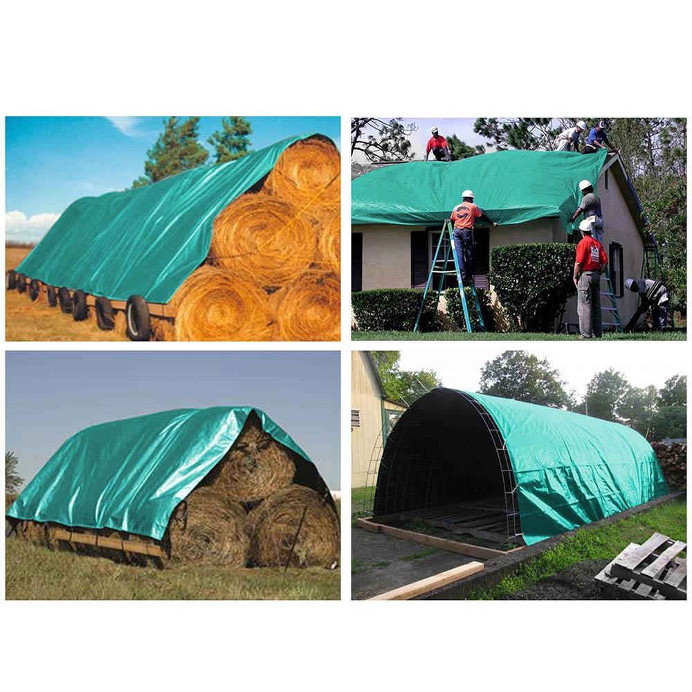 Heavy-Duty-Poly-Tarp-7mil-Waterproof-Tarpaulin-Canopy-Tent-Reinforced-Cover thumbnail 194