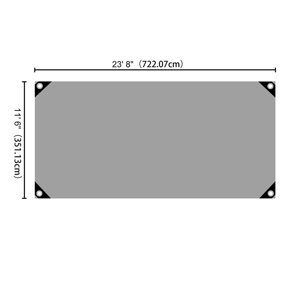 Heavy-Duty-Poly-Tarp-11mil-Waterproof-Tarpaulin-Reinforced-CoverCanopy-Tent-UV thumbnail 27