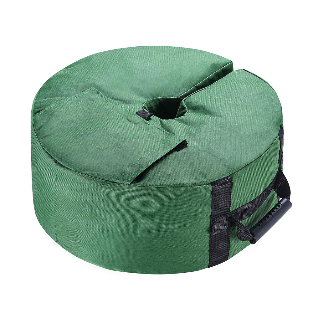 16-034-Round-Weight-Sand-Bag-for-Outdoor-Umbrella-Offset-Base-Stand-Patio-Garden thumbnail 14