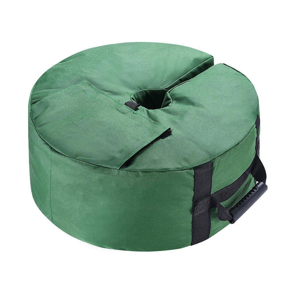 16-034-Round-Weight-Sand-Bag-for-Outdoor-Umbrella-Offset-Base-Stand-Patio-Garden thumbnail 14