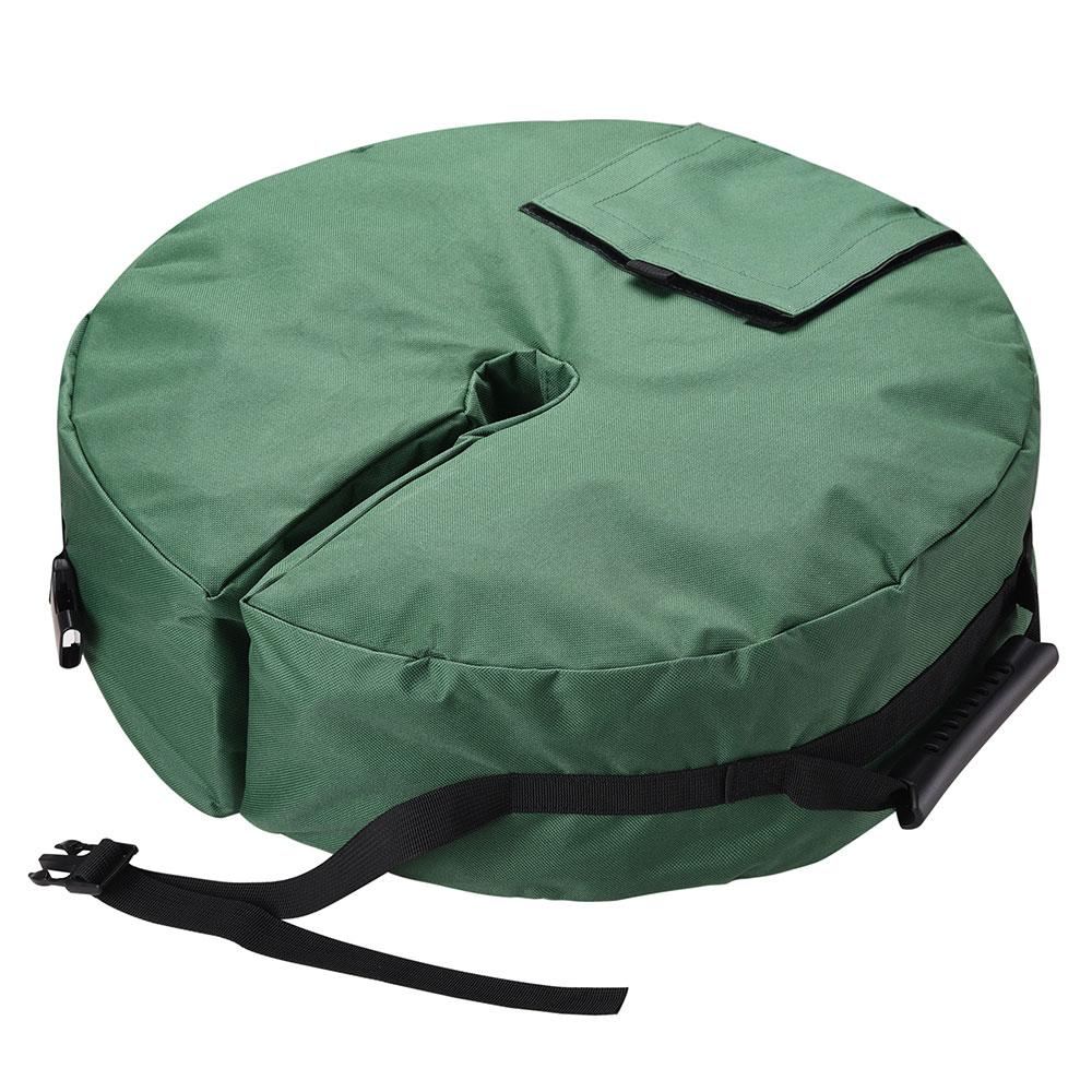 Round-Weight-Sand-Bag-for-Outdoor-Umbrella-Offset-Base-Stand-Patio-Garden thumbnail 12