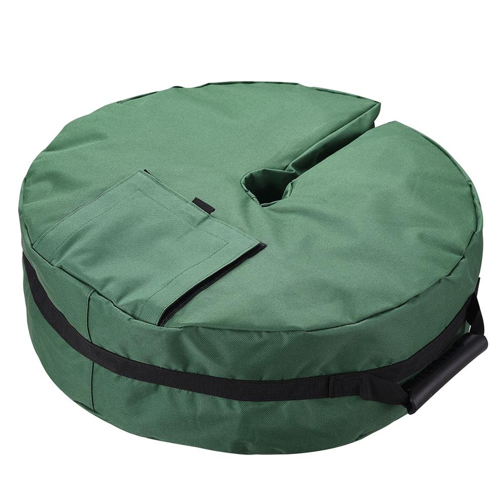 Round-Weight-Sand-Bag-for-Outdoor-Umbrella-Offset-Base-Stand-Patio-Garden thumbnail 16
