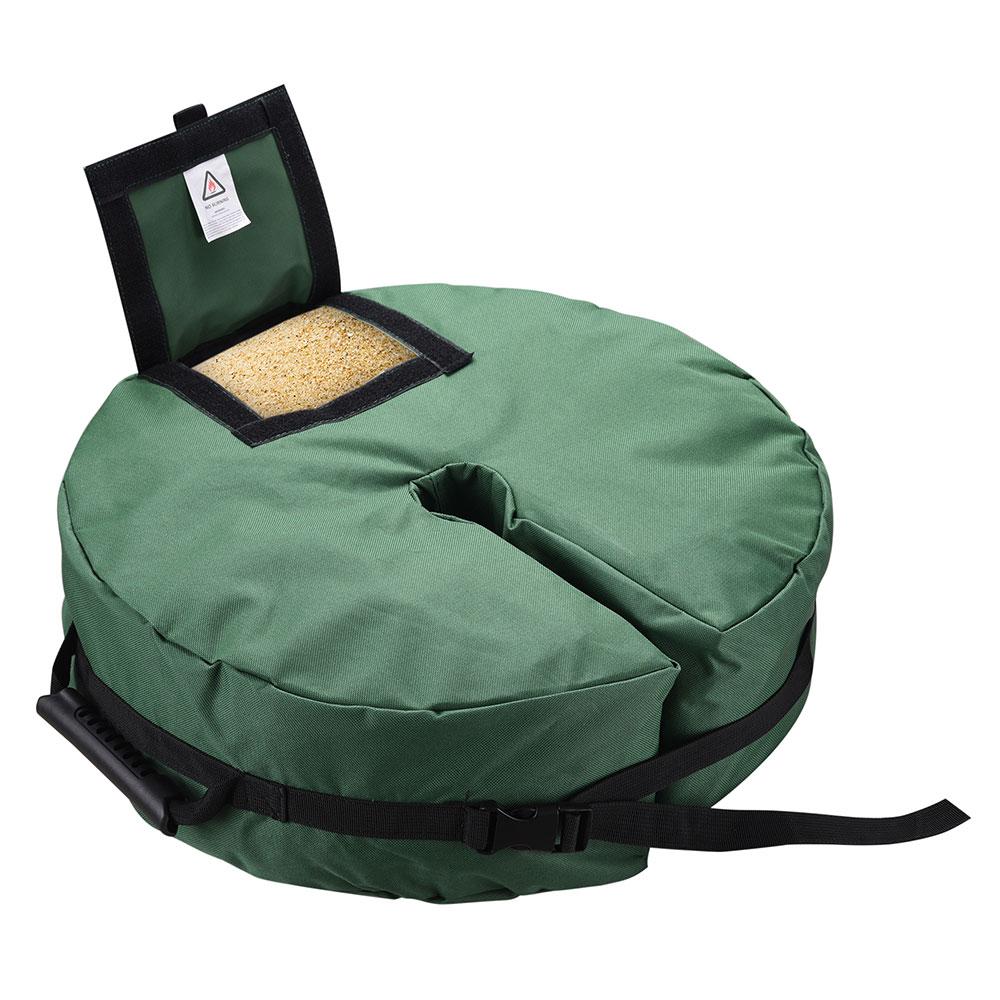 Round-Weight-Sand-Bag-for-Outdoor-Umbrella-Offset-Base-Stand-Patio-Garden thumbnail 14