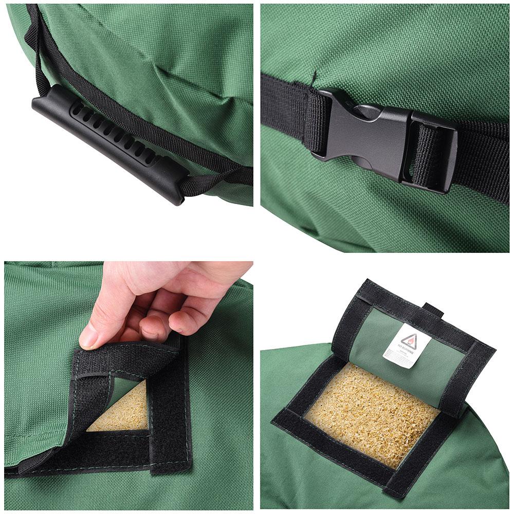 Round-Weight-Sand-Bag-for-Outdoor-Umbrella-Offset-Base-Stand-Patio-Garden thumbnail 18