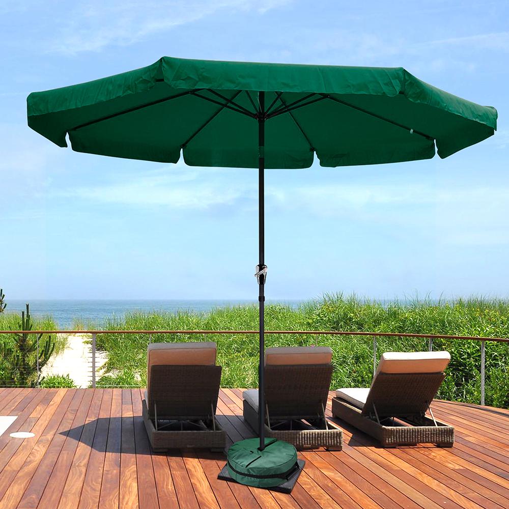Round-Weight-Sand-Bag-for-Outdoor-Umbrella-Offset-Base-Stand-Patio-Garden thumbnail 19